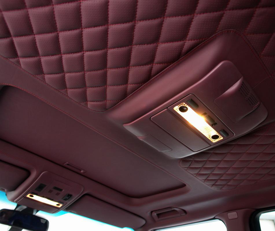 Как самому обшить потолок машины