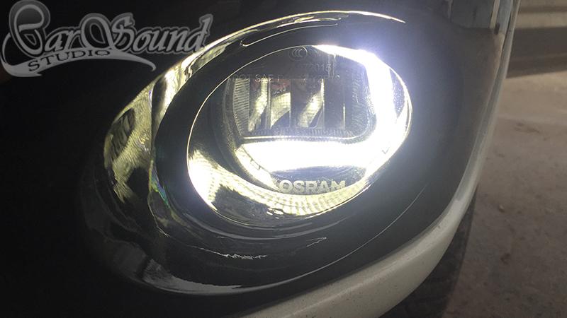 Osram LED FOG 101 (3 в 1)
