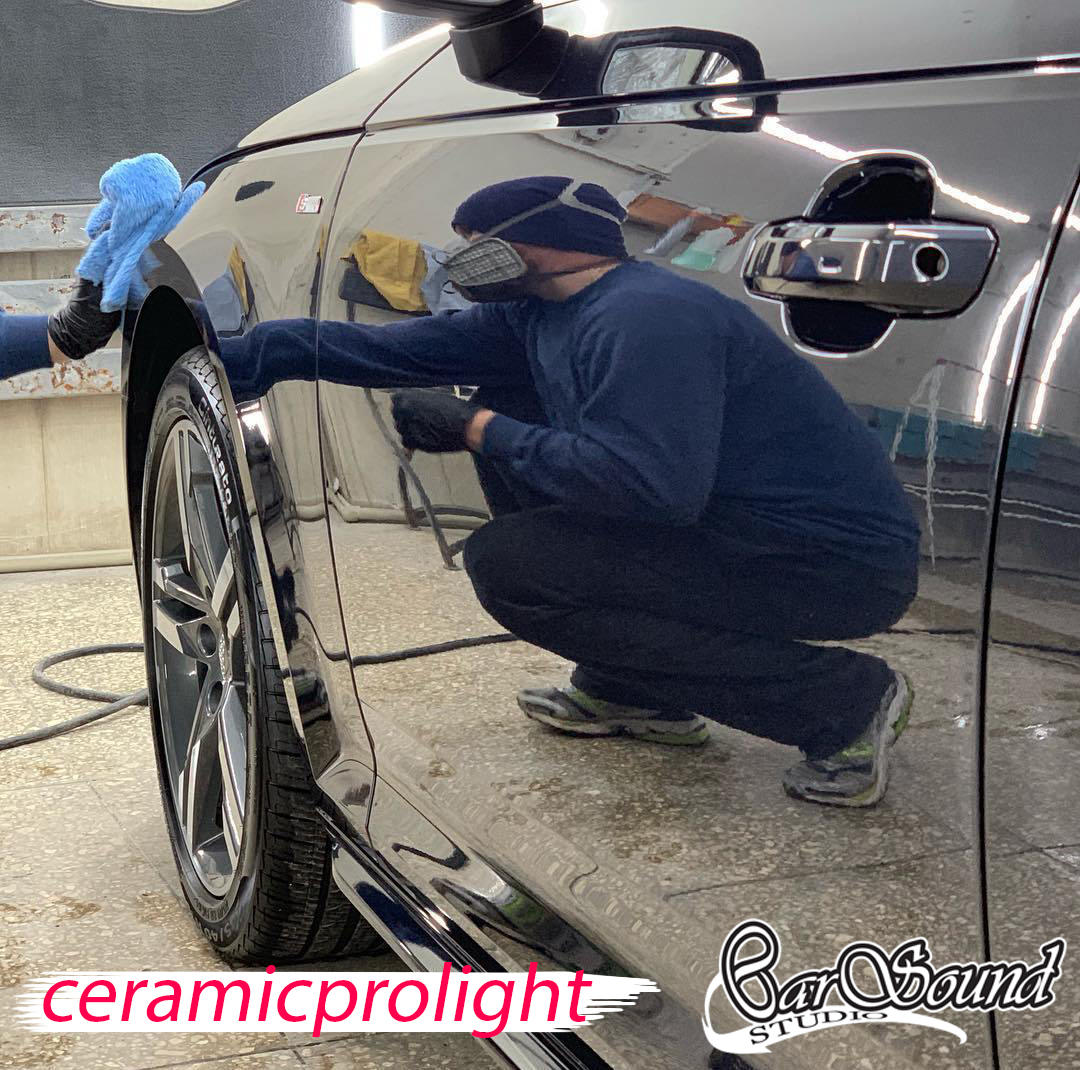 CeramicPro в Харькове нанопокрытие